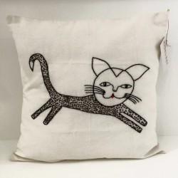 Uçan Kedi - Yastık Kılıfı