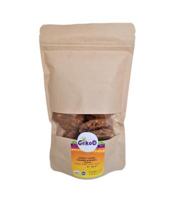 Gekoo Tahinli Üzümlü Organik Vegan Kurabiye 150gr