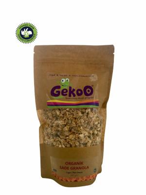 Gekoo Organik Sade Granola 340g