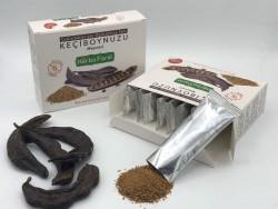 Herbafarm Organik Öğütülmüş Keçiboynuzu / Kutu 200 Gr