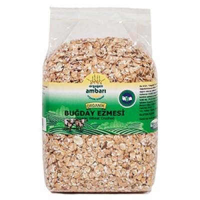Orgagen Ambarı Organik Buğday Ezmesi 500 Gr