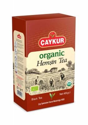 Çaykur Organik Hemşin Çayı 400 Gr (karton Kutu)