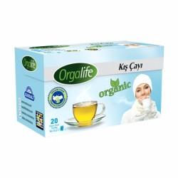 Orgalife Organik Bardak Poşet Kış Çayı 20x2 Gr
