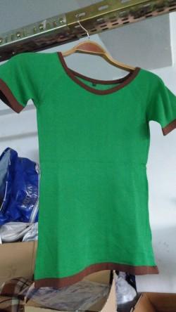 Aynur Model - Pamuk (yeşil)