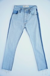 0022 High Rise Skinny Remade Jean