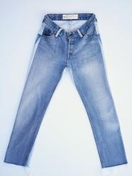 0023 Straight Skinny Remade Jean
