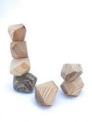 Tumi-ıshi Ahşap Bloklar