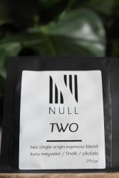 Two, Two Single Origin Espresso Blend - 250 Gr