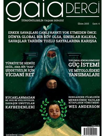 Gaia Dergi 4. Sayı