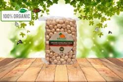 Organik Kavrulmuş Fındık - 250 Gr