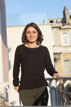 Aynur Model - Pamuk (siyah)