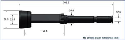 Üçgen Memelik Lastiği, 0,22 Mm