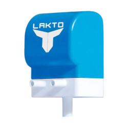 Lakto-puls Elektronik Pulsatör- Çift Başlık Kartlı Model