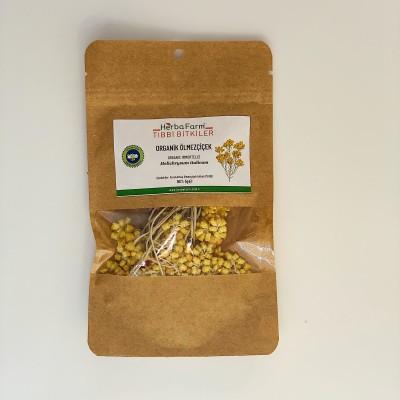 Herbafarm Organik Ölmezçiçek 5g