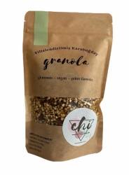 Filizlendirilmiş Karabuğday Granola - Tahinli