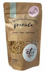 Filizlendirilmiş Karabuğday Granola - Vişneli