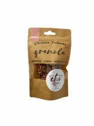 Glutensiz Yulaf Granola Atıştırmalık - Çikolata Tadında