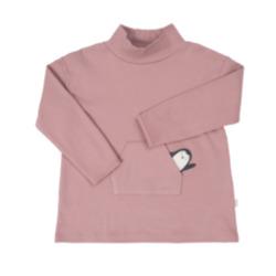 Dik Yakalı Sweatshirt