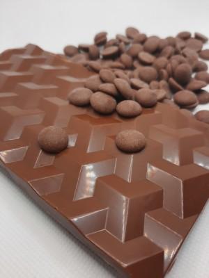 Sütlü Tablet Çikolata