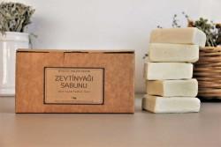 Zeytinyağlı Sabun (1 Kg)