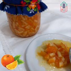 Ev Yapımı Portakal Kabuğu Reçeli (450gr)