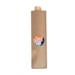 Bambu Pipet 4'lü