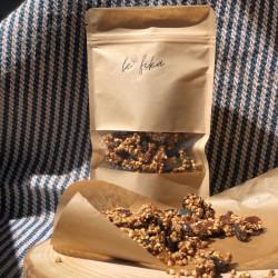 Filizlendirilmiş Karabuğday Raw Granola