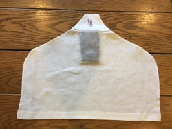 Palto / Elbise Kılıfı (ekru)