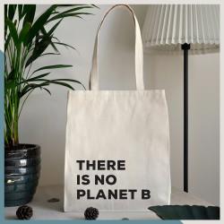 Walker El Yapımı Bez Çanta / There Is No Planet B