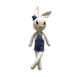 Amigurumi Tavşan Uyku Arkadaşım