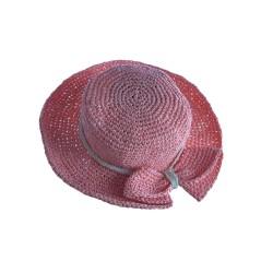 Hasır Çocuk Şapkası
