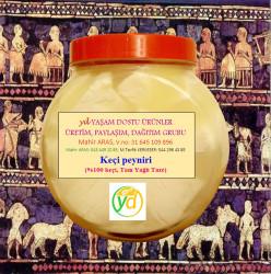Keçi Peyniri (taze, %100) 2 Kg (net), (tanıtım Fiyatıdır)