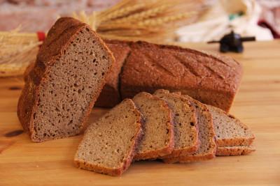 Ekşi Mayalı Tam Buğday Ekmeği (600 Gr.)