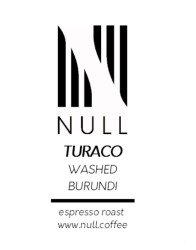 Turaco – Burundi - Espresso- 2020