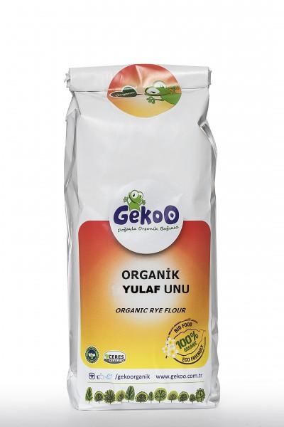 Gekoo Organik Yulaf Unu 500g