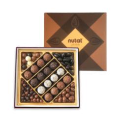 Karışık Truf Çikolata Ve Draje