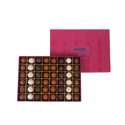 Trüf Çikolata Vişne Premium Kutu