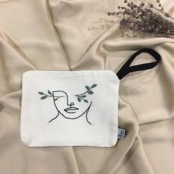 Elişi Tasarım Portföy Clutch Çanta|cüzdan