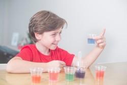 Evde Bilim 4. Sınıf Deney Seti (yıllık)