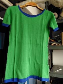 Aynur Model (yeşil-lacivert)