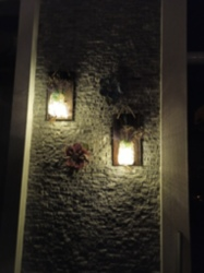 Led Işıklı Çiçeklik