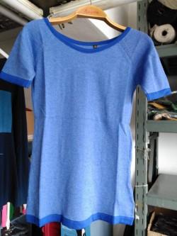 Aynur Model (mavi-lacivert)