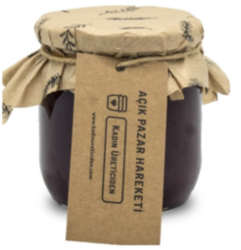 Kadın Üreticiden Karışık Marmelat 425 Gr