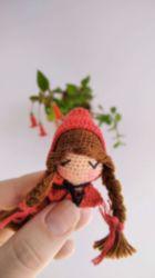 Kırmızı Başlıklı Kız Broş