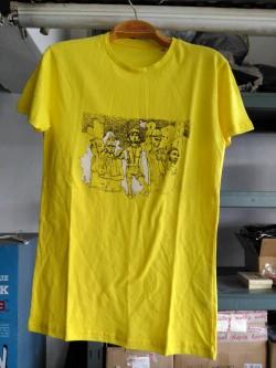 Gezi Model Sarı (erkek)