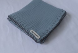 Soft Mavi Battaniye