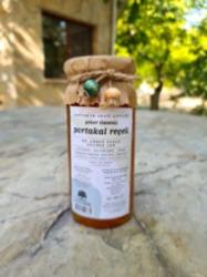 Şeker İlavesiz Portakal Reçeli 300 Gr