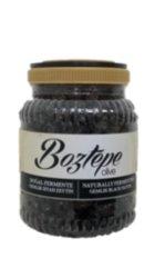 Boztepe Siyah Zeytin Gemlik Salamura İri Doğal Fermente 1 Kg