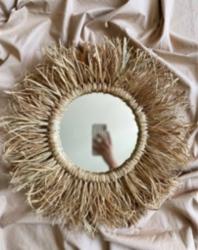 Naturel Rafya Ayna