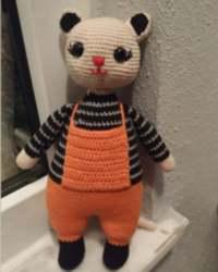 Amigurumi Kedi